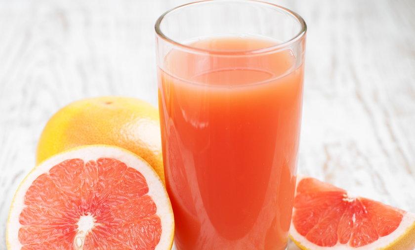 Sok grapefruitowy