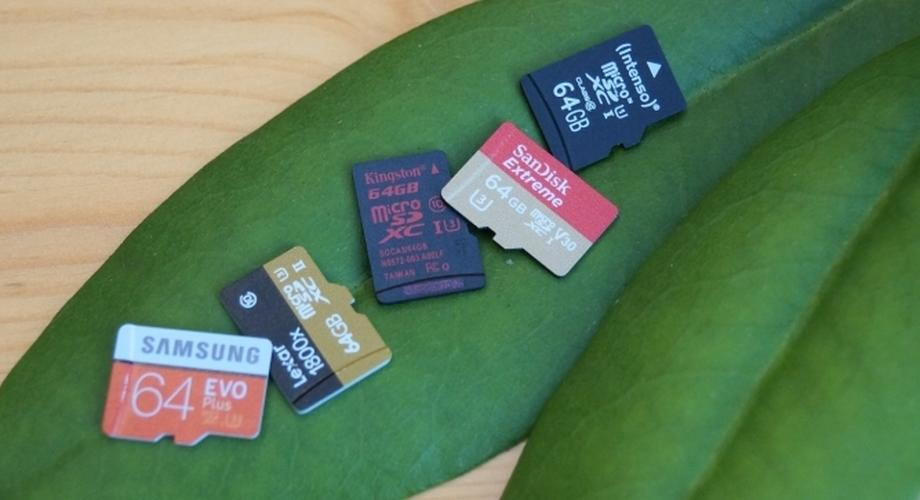 Kaufberatung & Test: Welche Micro-SD-Karte für Android?