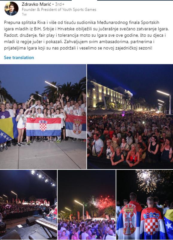 Deca iz Bosne i Hercegovine, Hrvatske i Srbije