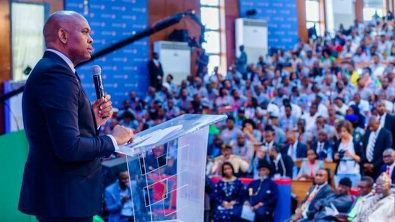 Nigerian billionaire, Tony Elumelu, founder, TEF