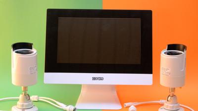 Überwachungskamera-Set von Inkovideo im Test