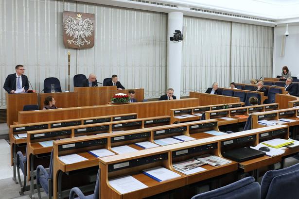 Senat zdecydował w piątek w nocy o ostatecznym odrzuceniu noweli ustawy o działach administracji