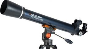 5 popularnych teleskopów
