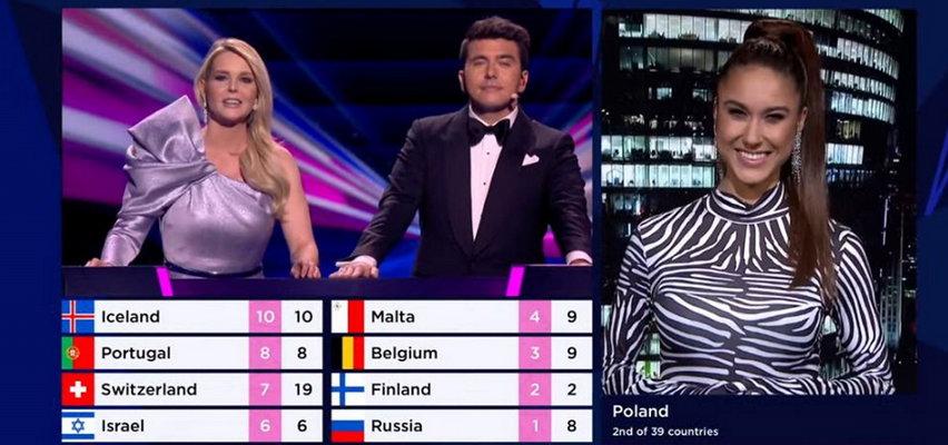 Eurowizja 2021. Zebra Idy Nowakowskiej zrobiła furorę