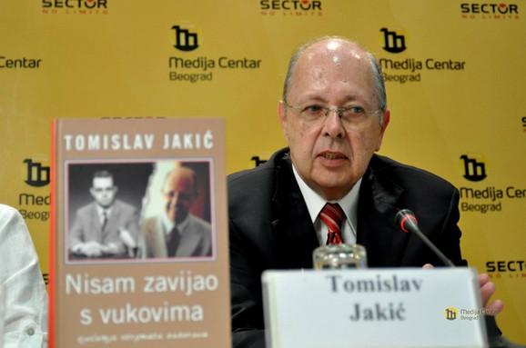Svi koji znaju istinu ne treba da ćute: Tomislav Jakić