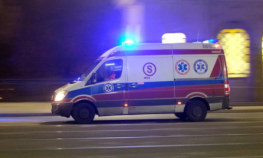 30-latek zmarł po podaniu leków uspokajających.