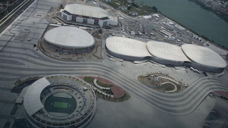 Obiekty sportowe w Rio de Janeiro