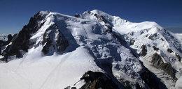 Dantejskie sceny na Mont Blanc. W końcu nie wytrzymali