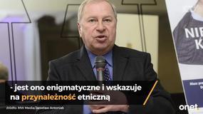 """Jerzy Stuhr o """"pomylonym patriotyzmie"""" i polskim """"niechlujstwie"""""""