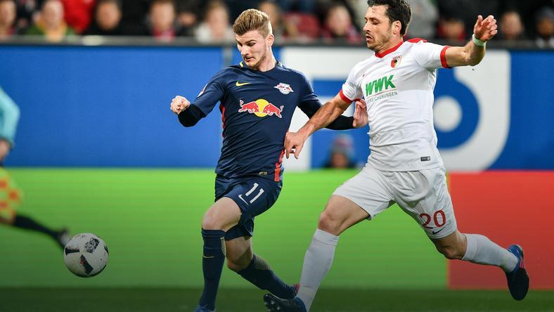 FC Augsburg - RB Lipsk