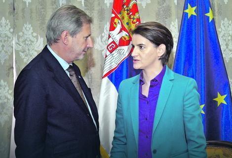 Srbija je otvorila 12 od  35 poglavlja i očekuje se ulazak u EU  do 2025.