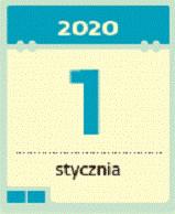 1 stycznia 2020