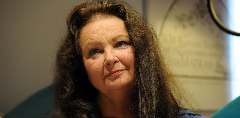 Anna Dymna przeszła w życiu przez piekło. Odmówiła leczenia psychiatrycznego. Dlaczego?