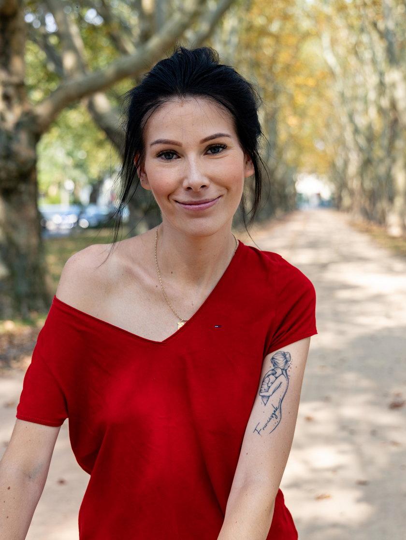 Pani Natalia ze Szczecina