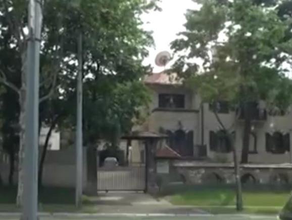 Kuća Vere Matović koja vredi tri miliona evra