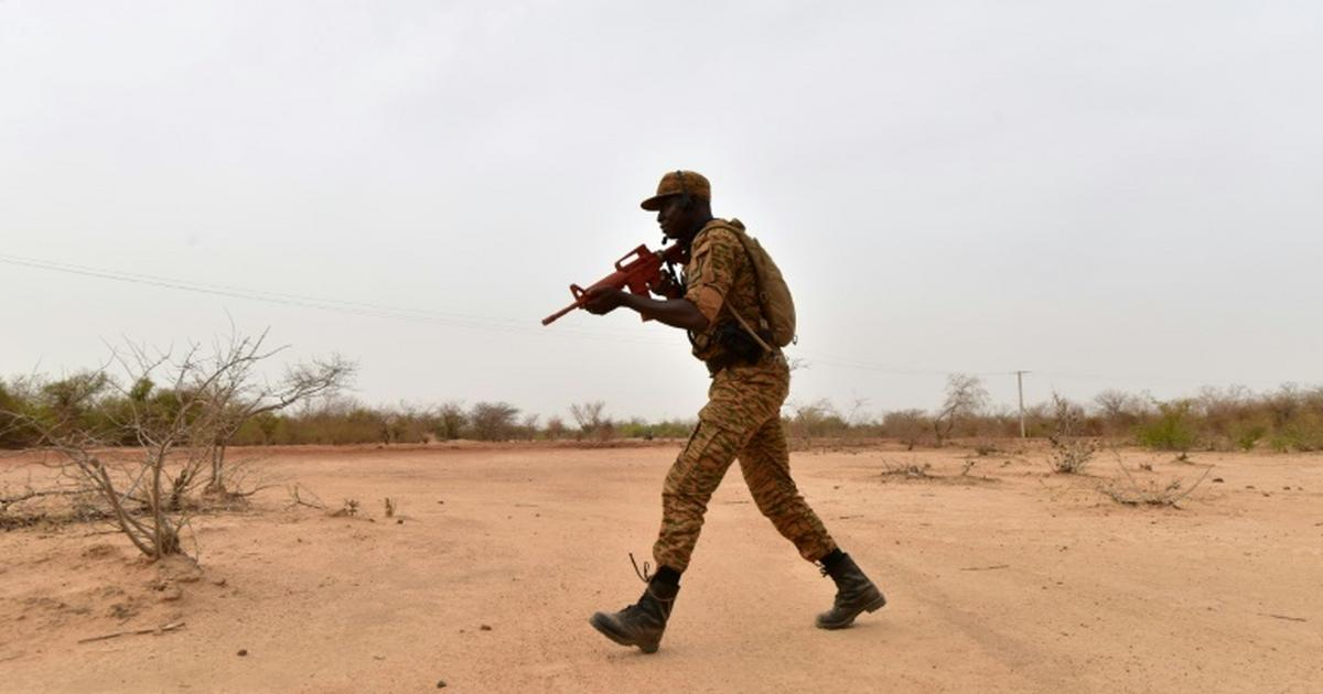 Burkina Faso army says 32 'terrorists' killed in two operations