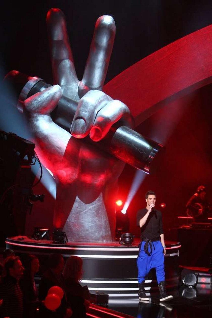"""Finał """"The Voice of Poland"""" wygrał..."""
