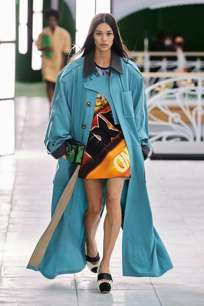 """Model modne kuće """"Luj Viton"""""""