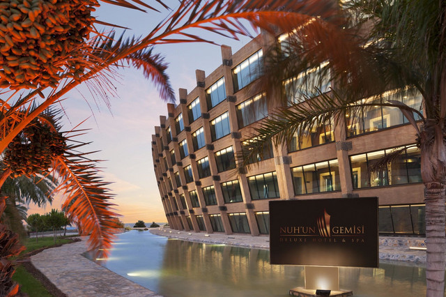nuhun gemisi deluxe hotel spa and casino genel