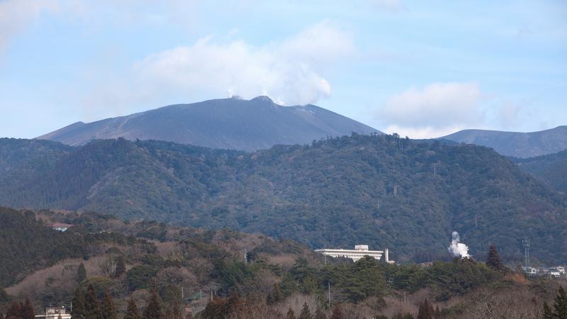 Wulkan Shinmoedake
