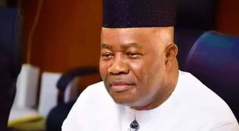 Here are the names of lawmakers who benefited from NDDC contracts, according to Akpabio