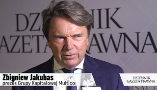 Jakubas: Polska gospodarka potrzebuje przyjaznego państwa