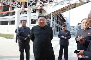 KCNA: Kim Dzong Un pojawił się publicznie po raz pierwszy od 11 kwietnia