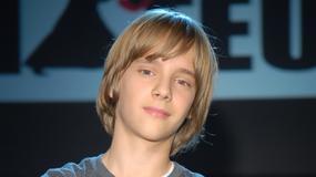 Maciej Musiał nie jest już słodkim chłopcem. Zobacz, jak wyrósł!