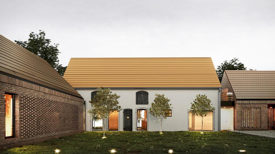 Przedwojenna stodoła z dolnośląskiej wsi zmieniła się w piękny dom