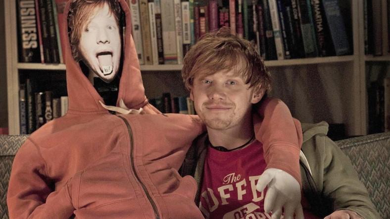 Ed Sheeran woli dziewczyny