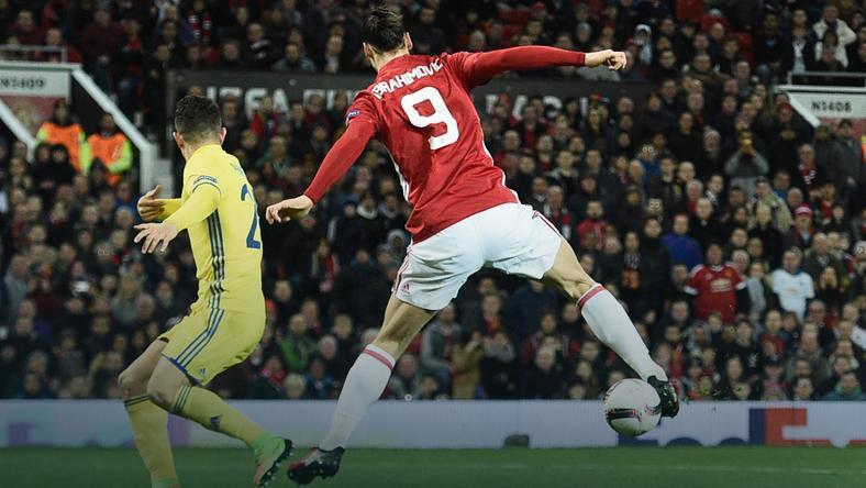 Manchester United - FK Rostów