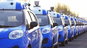 Autonomiczne auta Baidu wyjadą już w 2019 roku