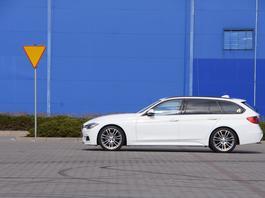 Używane BMW serii 3 F30/31 – nie taki ten diesel straszny!
