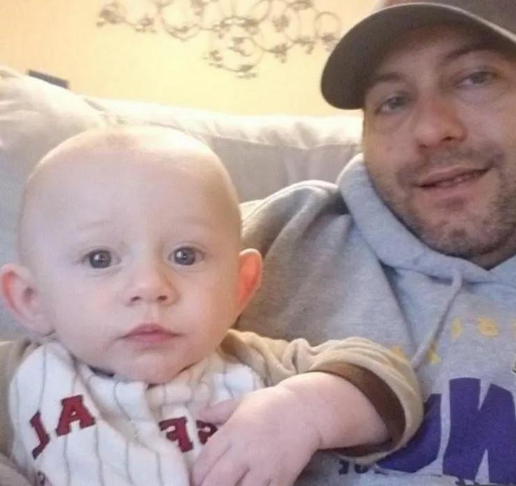 Džakson Liedl, ubijena beba