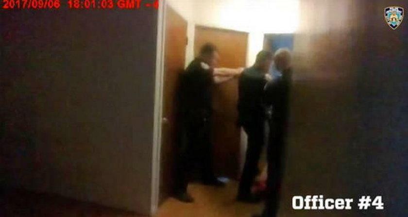 USA. Zastrzelił go policjant. Wszystko się nagrało