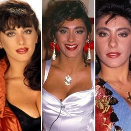 Sabrina za rok kończy 50 lat, ale wciąż zachwyca seksownym ciałem. Jak zmieniała się legenda lat 80.?