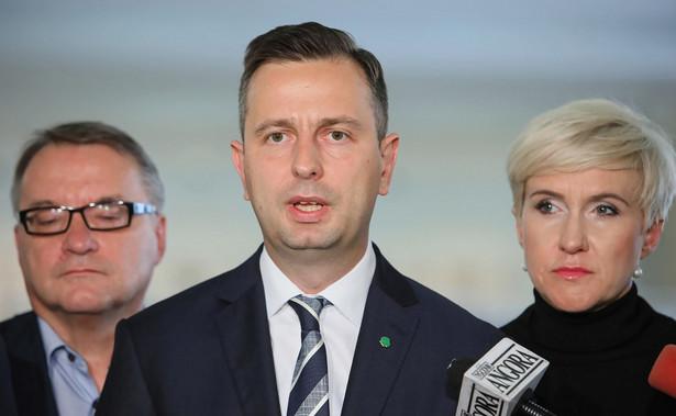 Nie będę rozpaczał nad decyzjami prezydenta Andrzeja Dudy, ja je po prostu zmienię - zapowiada Władysław Kosiniak-Kamysz