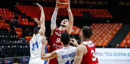 Eliminacje ME koszykarzy. Reprezentacja Polski przegrała z Izraelem