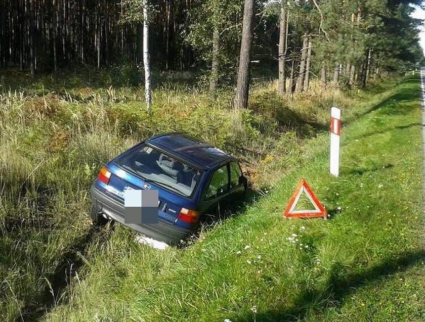 Limuzyna Kurskiego uczestniczyła w wypadku