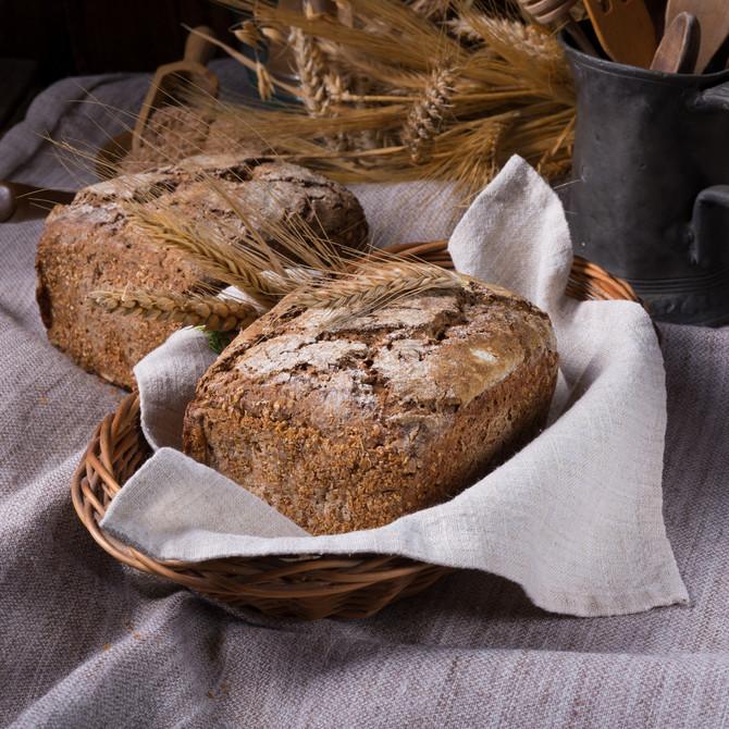 Najzdraviji je hleb od punog zrna
