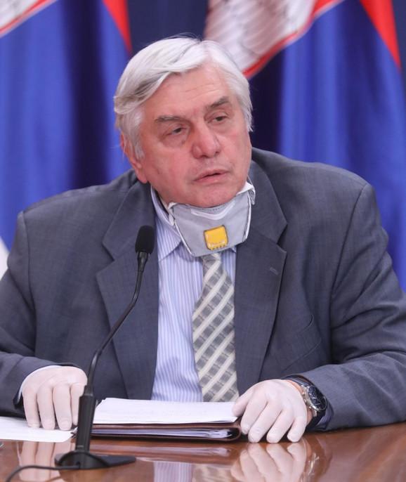 Prof. dr Branislav Tiodorović