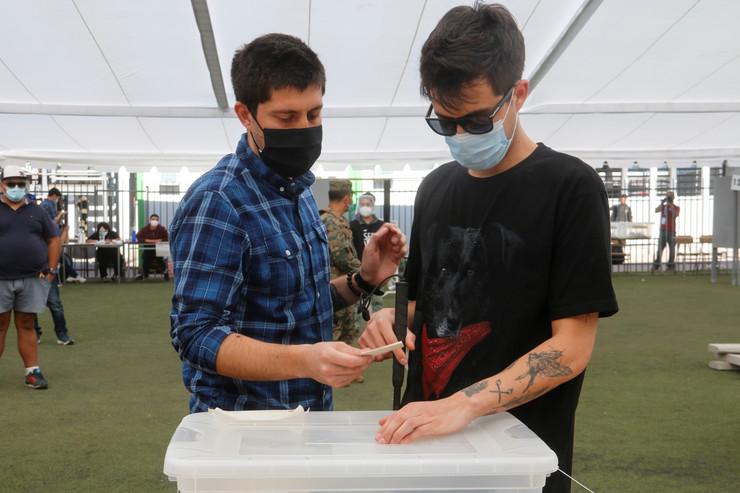 Referendum u Čileu - Gustavo Gatika