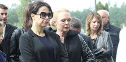 Pogrzeb w Na Wspólnej. Żałoba Weroniki