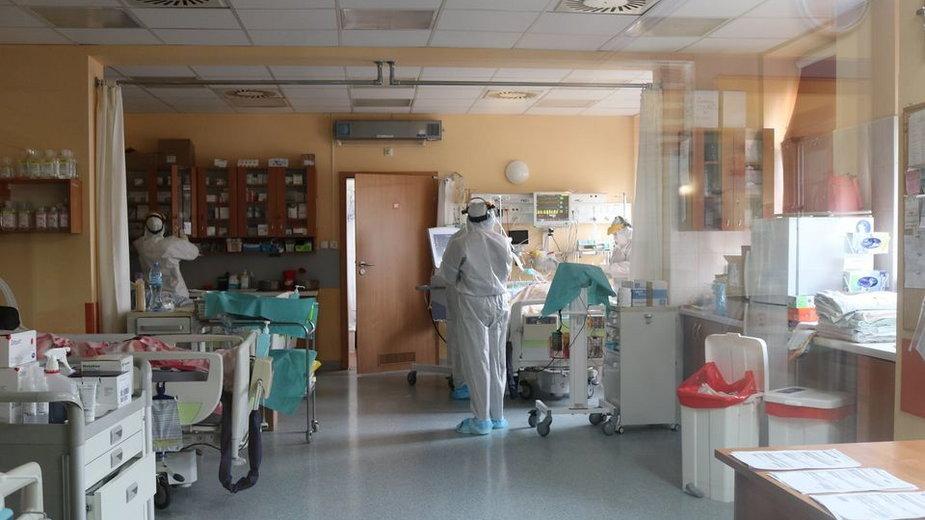 Szpital powiatowy w Drezdenku