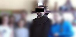 Katecheta molestował dzieci podczas religii
