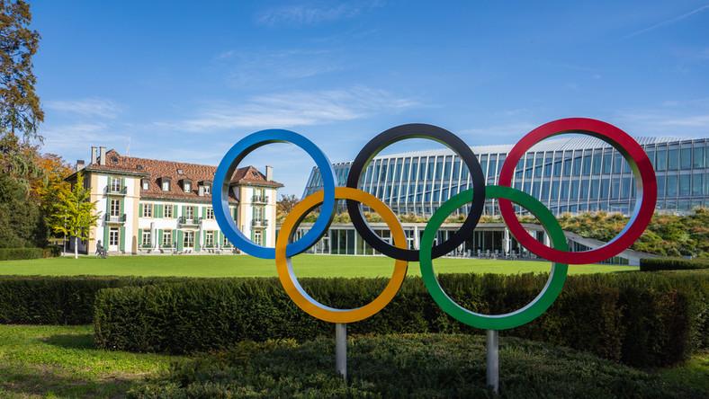Siedziba Międzynarodowego Komitetu Olimpijskiego w Lozannie