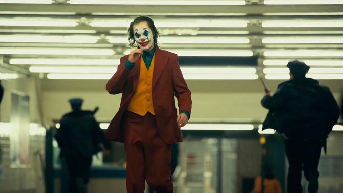 Hoakin Finiks u filmu Džoker