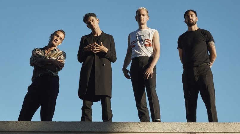 Review A Brief Inquiry Into Online Relationships Von The 1975