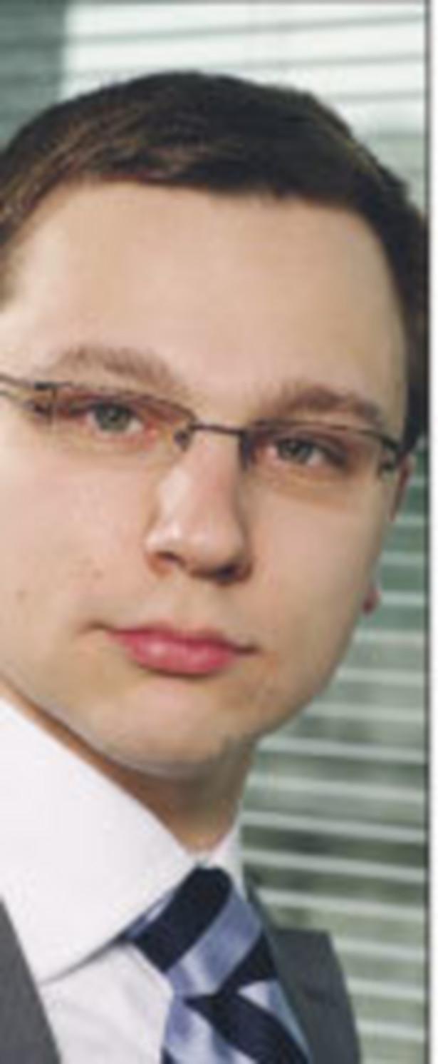 Tomasz Snażyk, prawnik w kancelarii Gide Loyrette Nouel