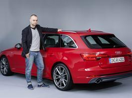 Audi A4 B9: większe i lżejsze